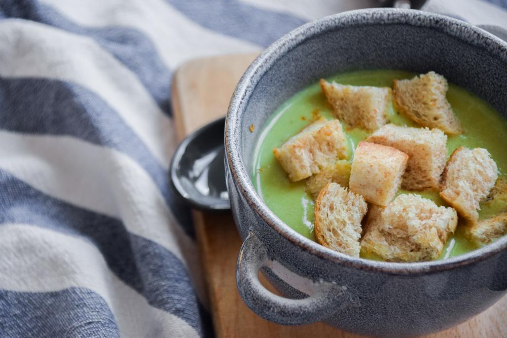 Zeleninová polievka plná zdravia