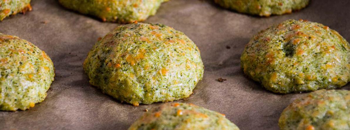 Brokolicovo-syrové fašírky